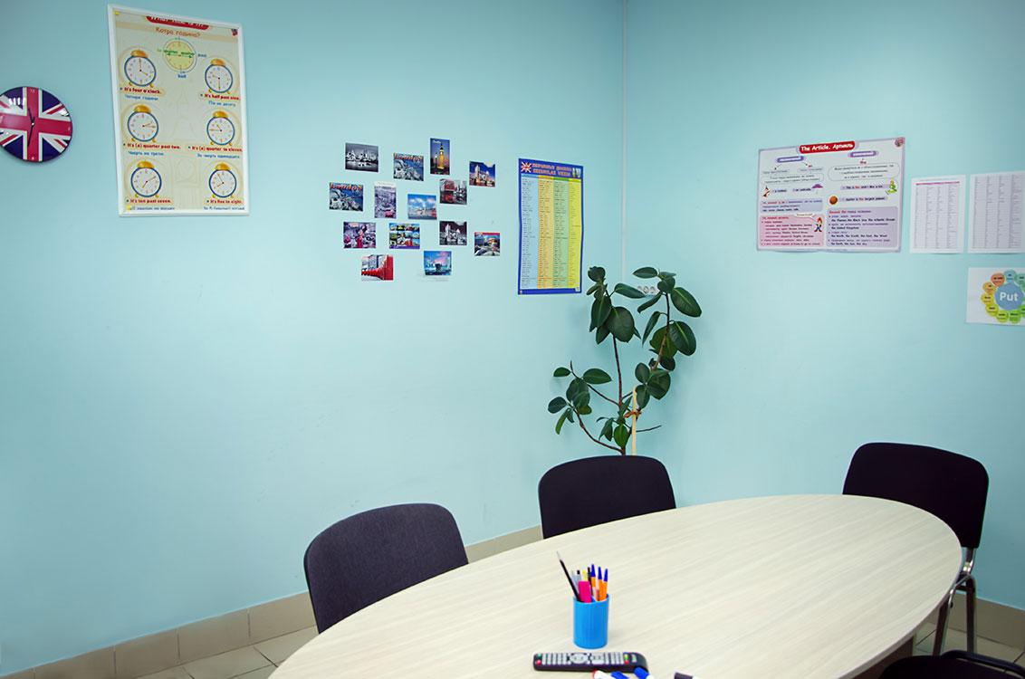 Школа английского языка на Святошино