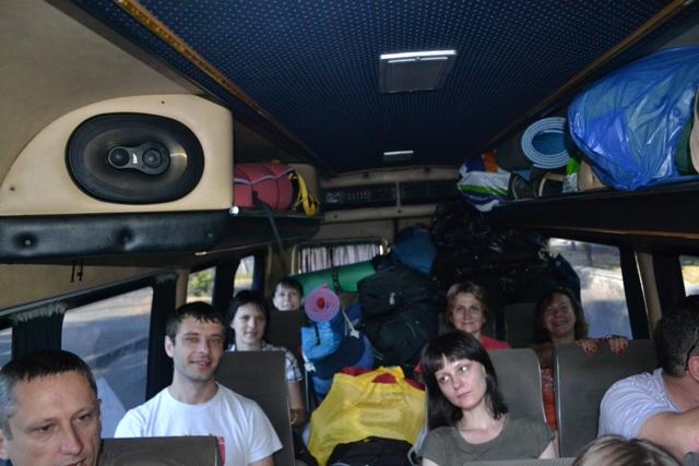1.1 Lee Scool Kayaking trip