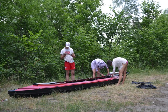 1.3 Lee Scool Kayaking trip