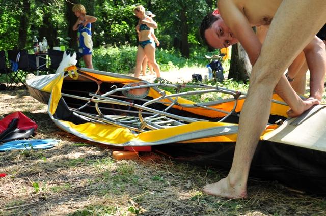 1.6 Lee Scool Kayaking trip