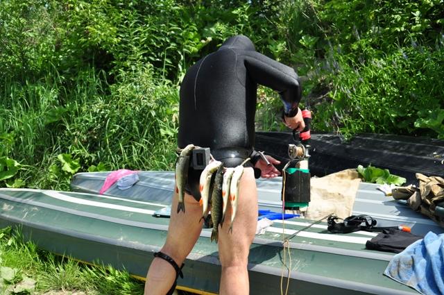 11.6 Lee Scool Kayaking trip