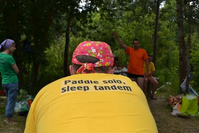 12.9 Lee Scool Kayaking trip