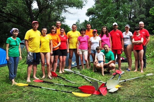 13.1 Lee Scool Kayaking trip