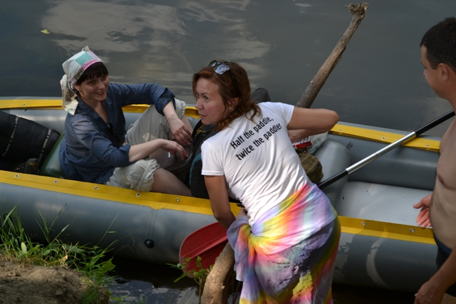 2.6 Lee Scool Kayaking trip