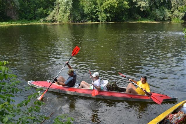 2.7 Lee Scool Kayaking trip