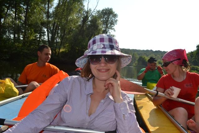 2.8 Lee Scool Kayaking trip