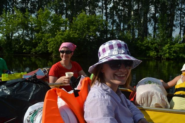 3.1 Lee Scool Kayaking trip
