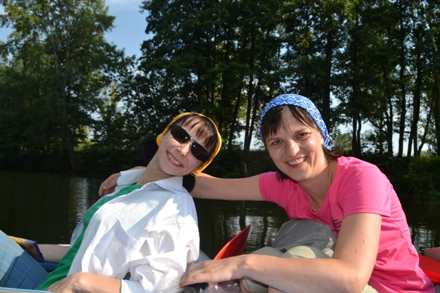 3.2 Lee Scool Kayaking trip