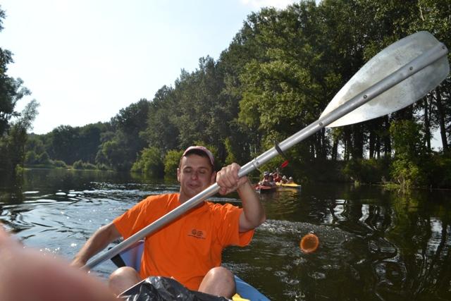 3.3 Lee Scool Kayaking trip