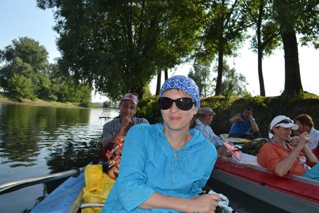 3.5 Lee Scool Kayaking trip