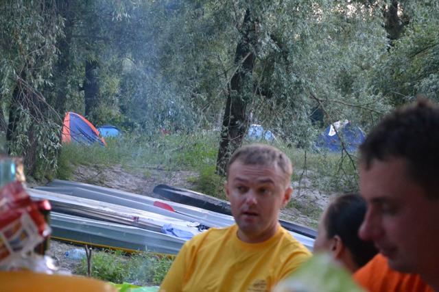5.2 Lee Scool Kayaking trip