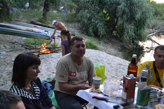 5.3 Lee Scool Kayaking trip
