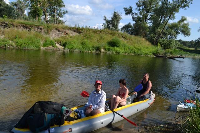 8.3 Lee Scool Kayaking trip