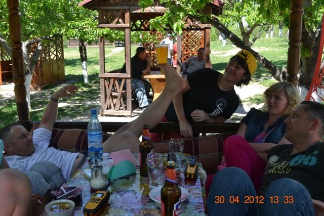 34 Crimea Race 2012 May
