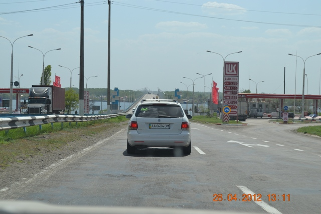 6 Crimea Race 2012 May