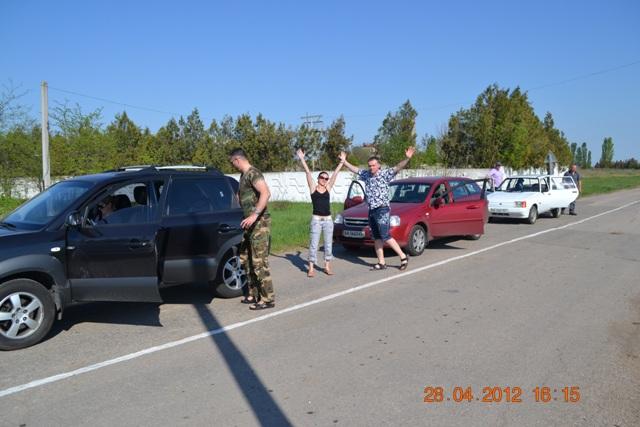 8 Crimea Race 2012 May