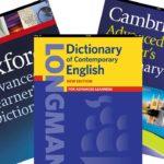 Словари английского языка